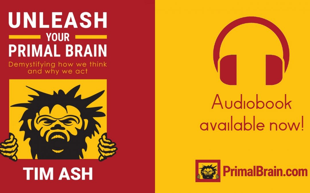 Audiobook is now available