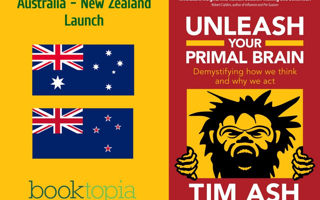 Australia / New Zealand edition Launches with a bang!